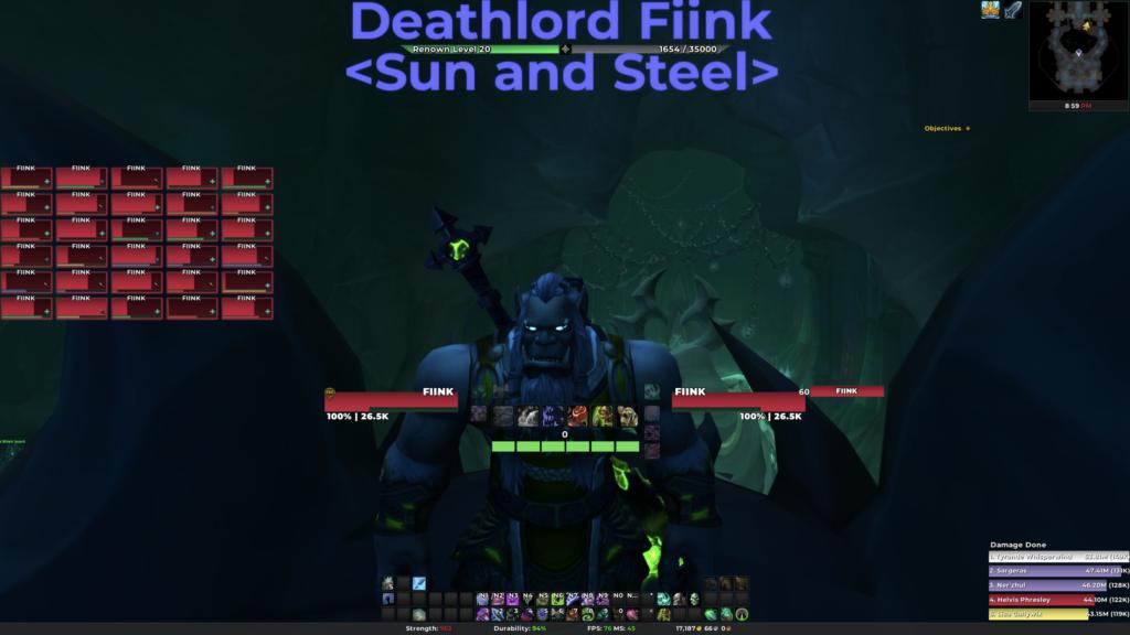 DPA/Tank Raid