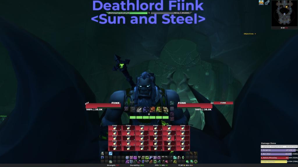 Heals Raid